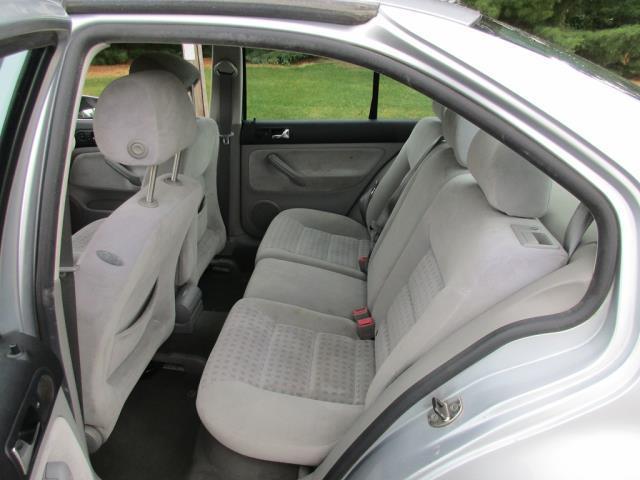 2003 Volkswagen Jetta for sale at HUDSON AUTO MART LLC in Hudson WI