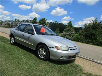 2004 Chevrolet Cavalier for sale at HUDSON AUTO MART LLC in Hudson WI