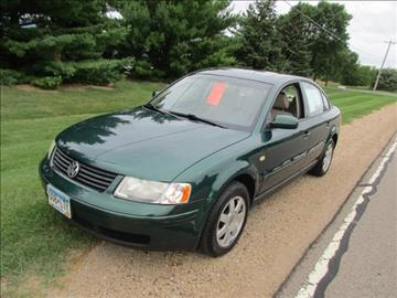 1999 Volkswagen Passat for sale at HUDSON AUTO MART LLC in Hudson WI
