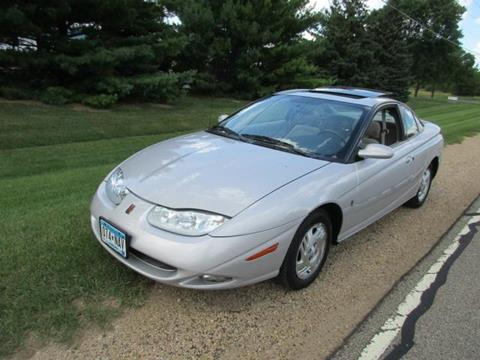 2001 Saturn S-Series for sale at HUDSON AUTO MART LLC in Hudson WI