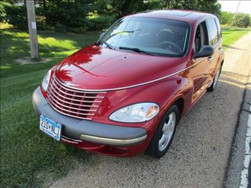 2001 Chrysler PT Cruiser for sale at HUDSON AUTO MART LLC in Hudson WI