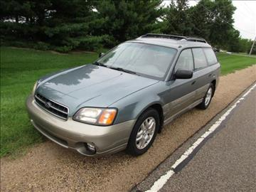 2001 Subaru Outback for sale at HUDSON AUTO MART LLC in Hudson WI