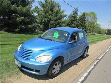2008 Chrysler PT Cruiser for sale at HUDSON AUTO MART LLC in Hudson WI