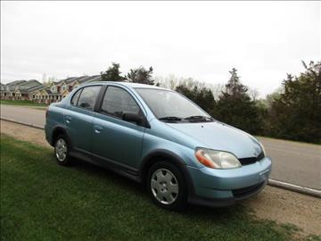 2000 Toyota ECHO for sale at HUDSON AUTO MART LLC in Hudson WI