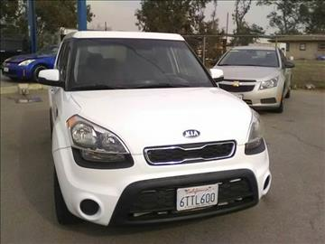 2012 Kia Soul for sale in Fontana, CA