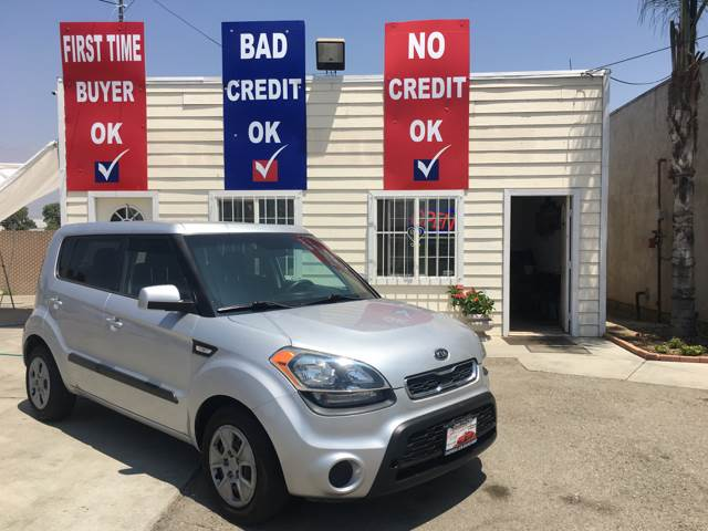 2012 Kia Soul for sale at CALIFORNIA AUTO FINANCE GROUP in Fontana CA