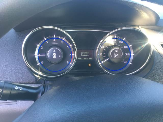 2013 Hyundai Sonata for sale at CALIFORNIA AUTO FINANCE GROUP in Fontana CA