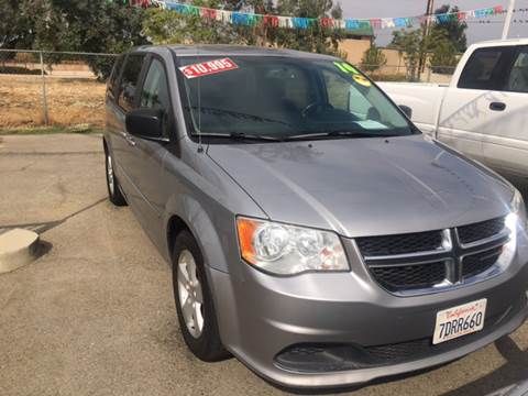 2014 Dodge Grand Caravan for sale at CALIFORNIA AUTO FINANCE GROUP in Fontana CA