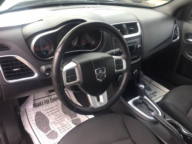 2012 Dodge Avenger for sale at CALIFORNIA AUTO FINANCE GROUP in Fontana CA
