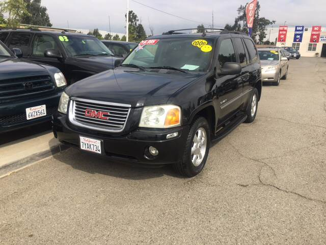 2006 GMC Envoy for sale at CALIFORNIA AUTO FINANCE GROUP in Fontana CA