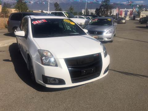2010 Nissan Sentra for sale at CALIFORNIA AUTO FINANCE GROUP in Fontana CA