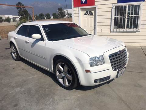 2006 Chrysler 300 for sale at CALIFORNIA AUTO FINANCE GROUP in Fontana CA