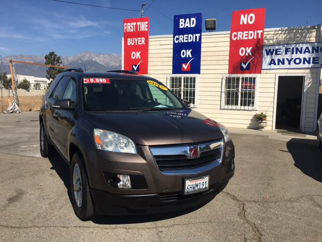 2009 Saturn Outlook for sale at CALIFORNIA AUTO FINANCE GROUP in Fontana CA