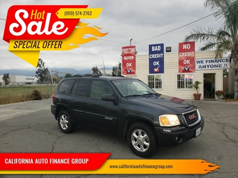 2004 GMC Envoy for sale in Fontana, CA