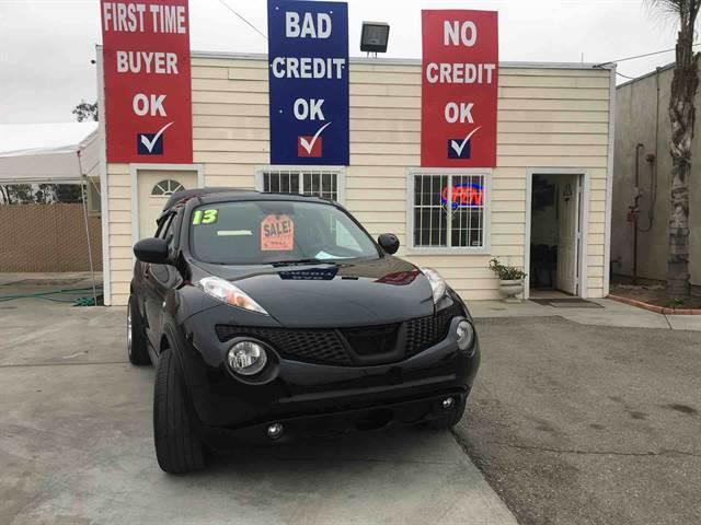 2012 Nissan JUKE for sale at CALIFORNIA AUTO FINANCE GROUP in Fontana CA