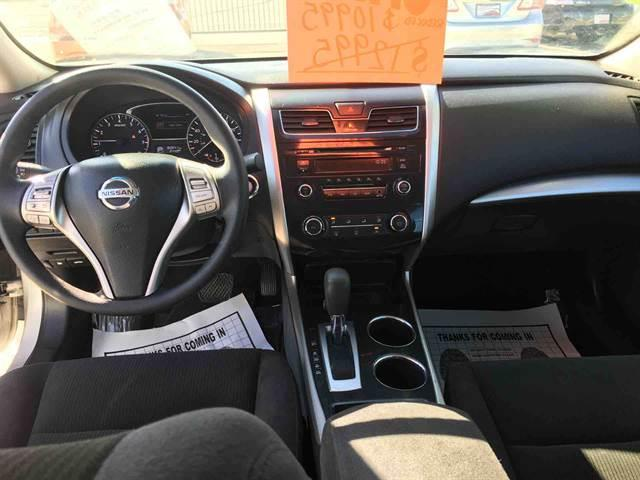 2013 Nissan Altima for sale at CALIFORNIA AUTO FINANCE GROUP in Fontana CA