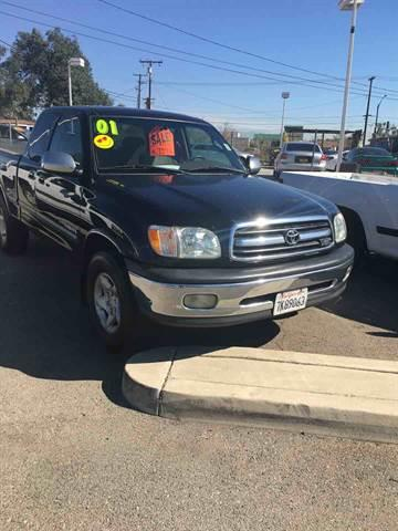 2001 Toyota Tundra for sale in Fontana, CA