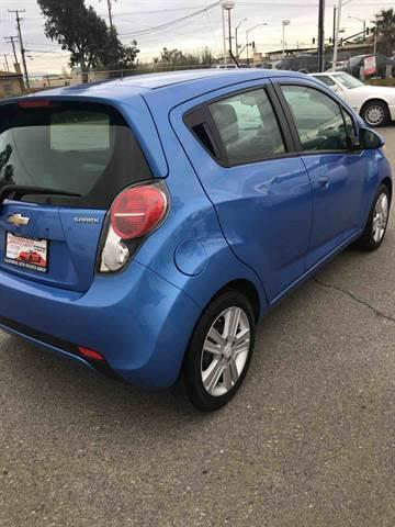 2013 Chevrolet Spark for sale at CALIFORNIA AUTO FINANCE GROUP in Fontana CA