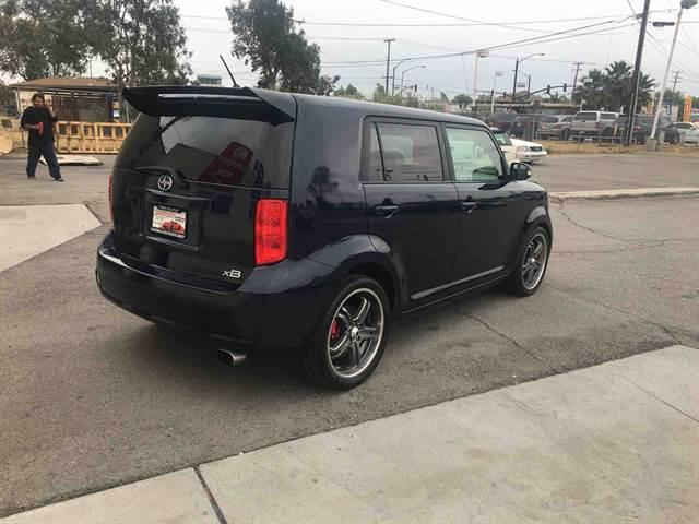 2008 Scion xB for sale at CALIFORNIA AUTO FINANCE GROUP in Fontana CA