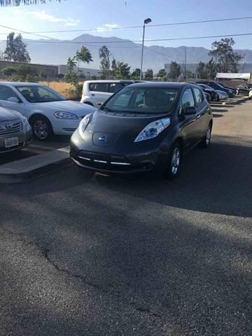 2013 Nissan LEAF for sale in Fontana, CA