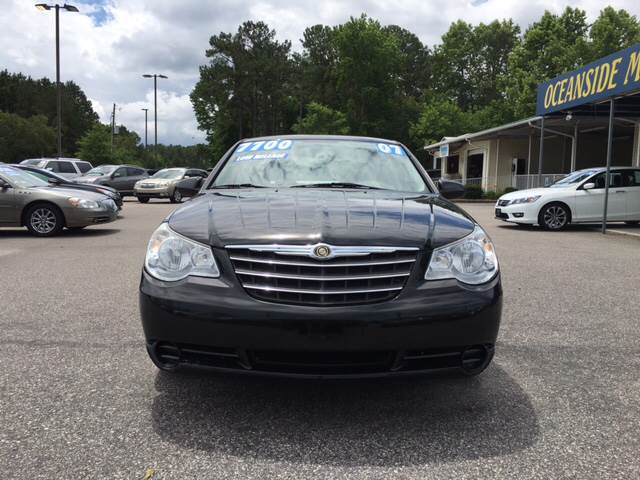 2007 Chrysler Sebring for sale at Oceanside Motor Company in Wilmington NC