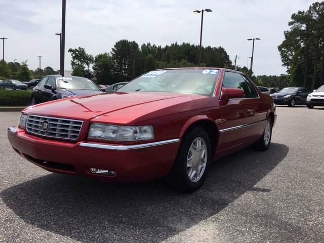2002 Cadillac Eldorado for sale at Oceanside Motor Company in Wilmington NC
