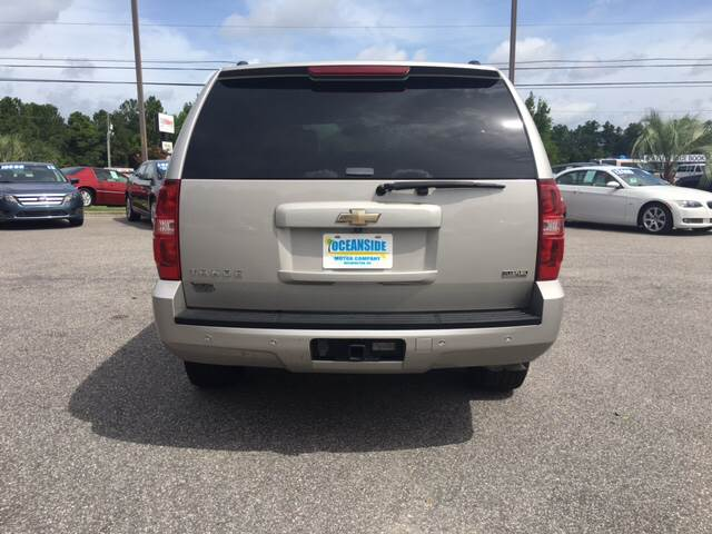 2008 Chevrolet Tahoe for sale at Oceanside Motor Company in Wilmington NC