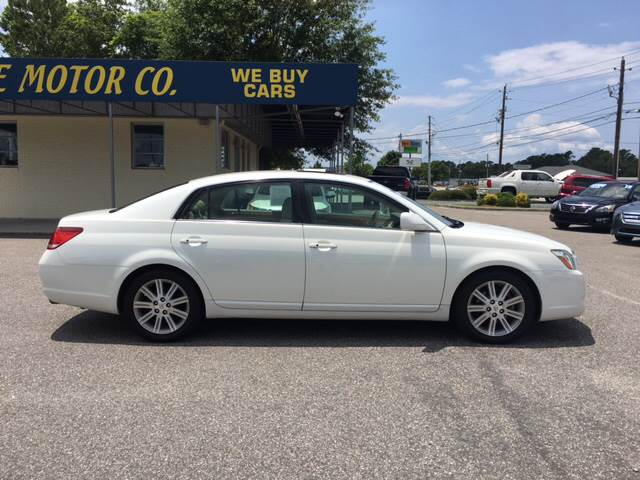 2006 Toyota Avalon for sale at Oceanside Motor Company in Wilmington NC