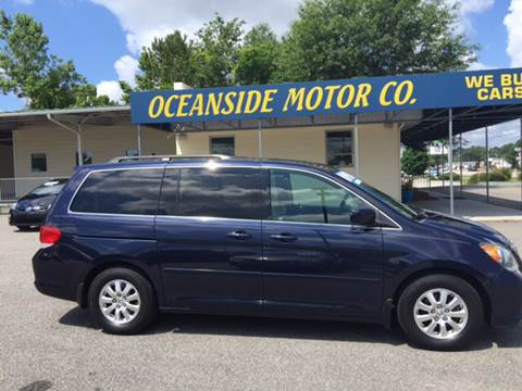 2008 Honda Odyssey for sale at Oceanside Motor Company in Wilmington NC