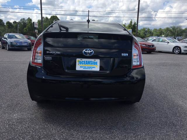 2013 Toyota Prius for sale at Oceanside Motor Company in Wilmington NC