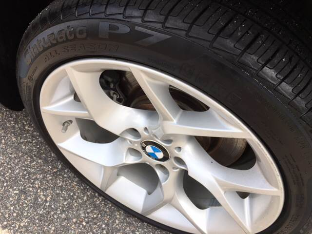 2013 BMW X1 for sale at Oceanside Motor Company in Wilmington NC
