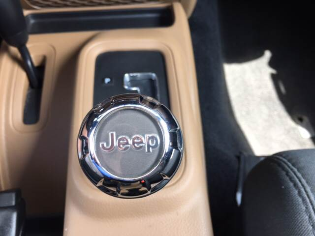 2012 Jeep Wrangler Unlimited for sale at Oceanside Motor Company in Wilmington NC