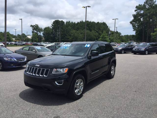 2014 Jeep Grand Cherokee for sale at Oceanside Motor Company in Wilmington NC