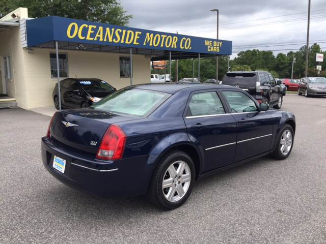 2006 Chrysler 300 for sale at Oceanside Motor Company in Wilmington NC