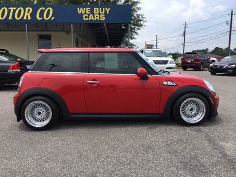 2013 MINI Hardtop for sale at Oceanside Motor Company in Wilmington NC