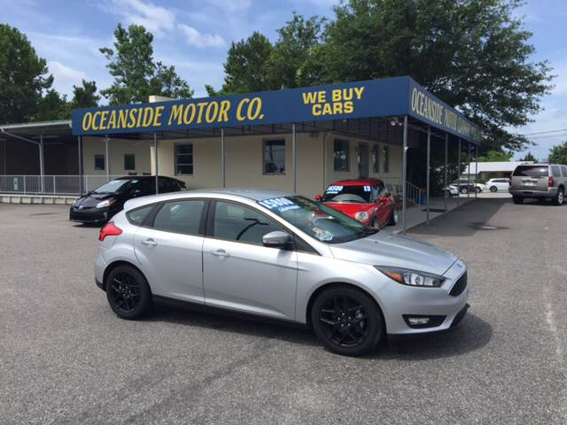 2016 Ford Focus for sale at Oceanside Motor Company in Wilmington NC