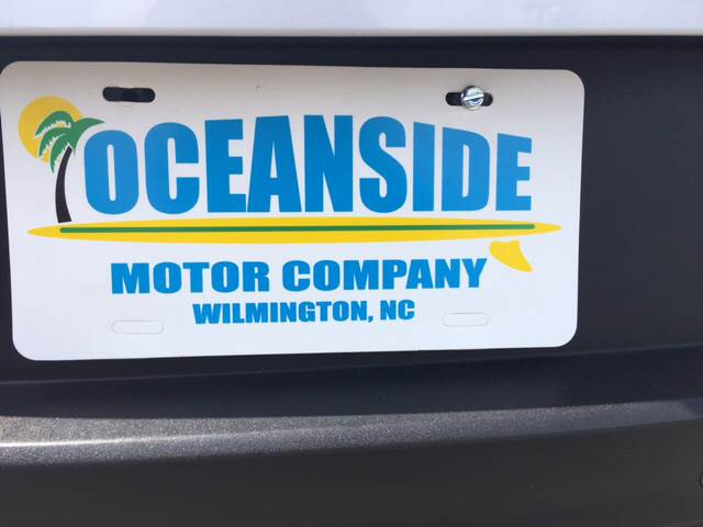 2012 Kia Sportage for sale at Oceanside Motor Company in Wilmington NC