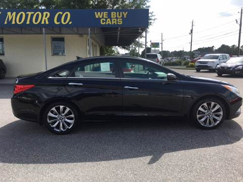 2011 Hyundai Sonata for sale at Oceanside Motor Company in Wilmington NC