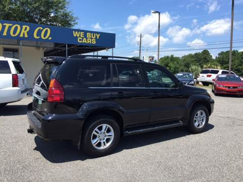 2006 Lexus GX 470 for sale at Oceanside Motor Company in Wilmington NC