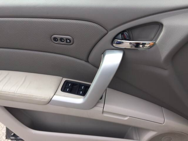 2008 Acura RDX for sale at Oceanside Motor Company in Wilmington NC