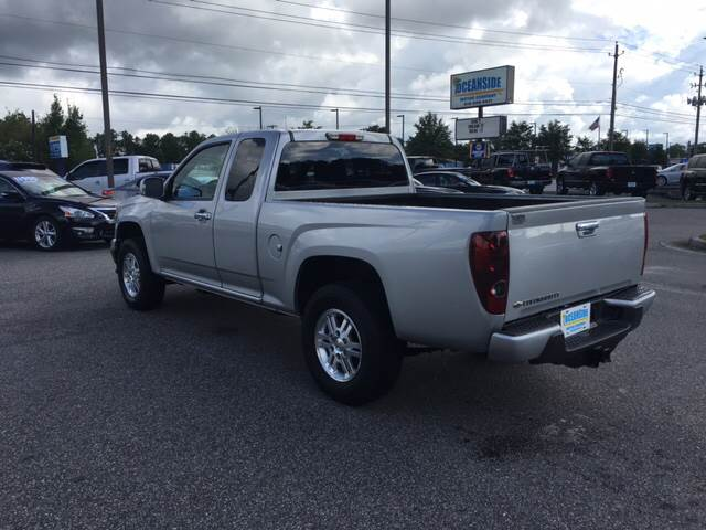 2012 Chevrolet Colorado for sale at Oceanside Motor Company in Wilmington NC