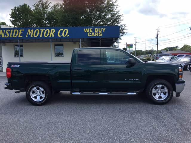 2014 Chevrolet Silverado 1500 for sale at Oceanside Motor Company in Wilmington NC