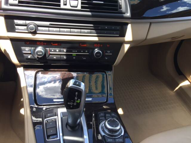 2012 BMW 5 Series for sale at Oceanside Motor Company in Wilmington NC