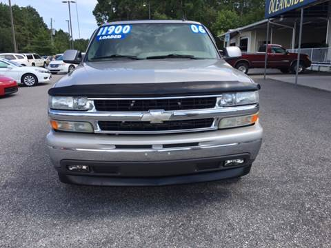 2006 Chevrolet Tahoe for sale at Oceanside Motor Company in Wilmington NC
