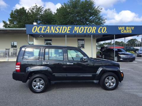 2011 Jeep Liberty for sale at Oceanside Motor Company in Wilmington NC