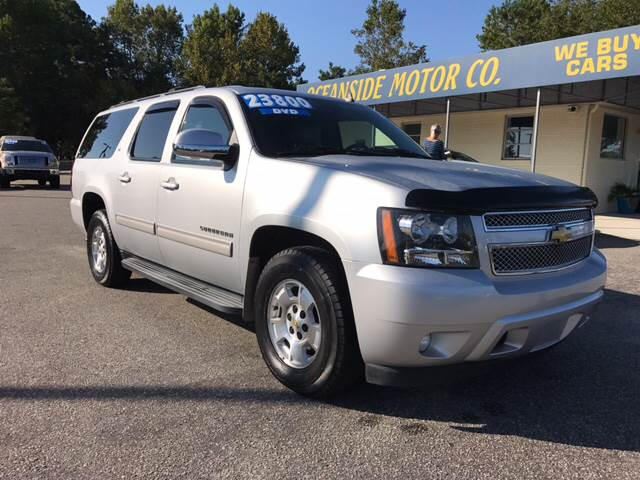 2013 Chevrolet Suburban for sale at Oceanside Motor Company in Wilmington NC