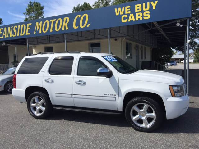 2009 Chevrolet Tahoe for sale at Oceanside Motor Company in Wilmington NC