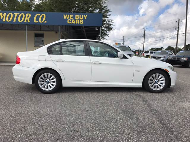 2009 BMW 3 Series for sale at Oceanside Motor Company in Wilmington NC