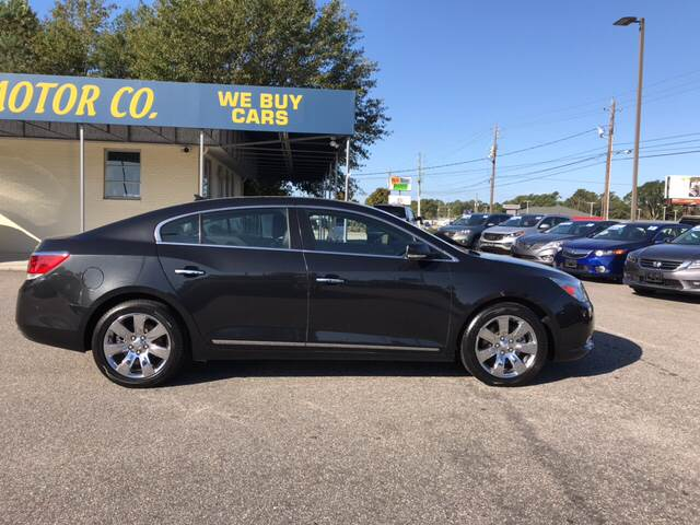 2013 Buick LaCrosse for sale at Oceanside Motor Company in Wilmington NC