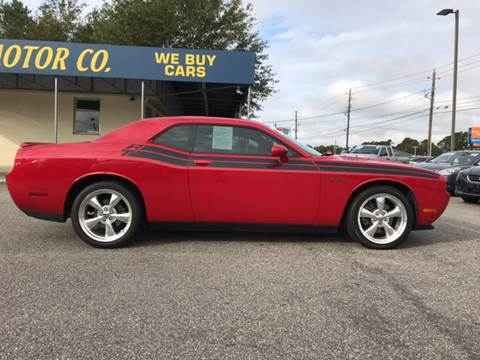 2011 Dodge Challenger for sale at Oceanside Motor Company in Wilmington NC